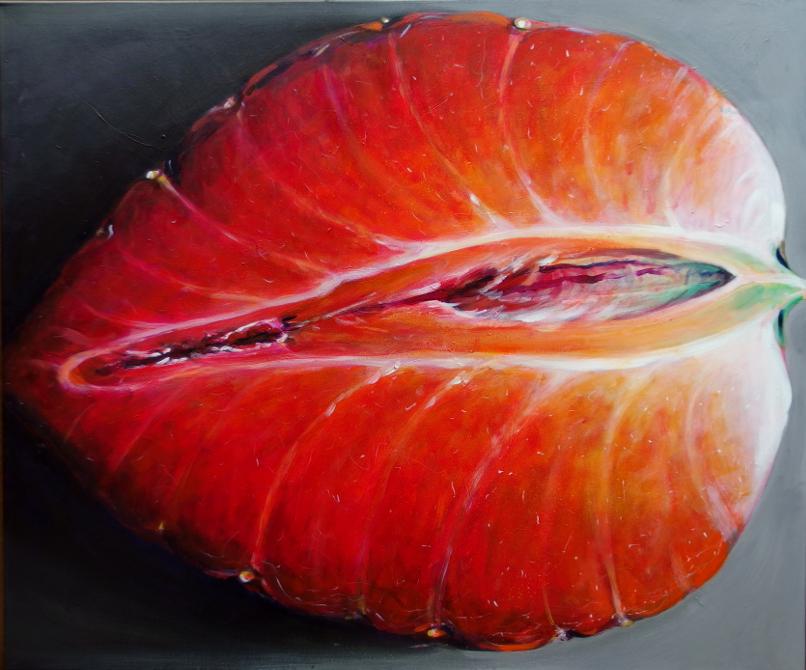 Kunstnik Kamille Saabre maalid