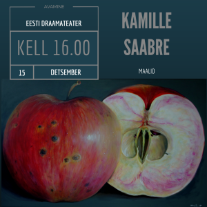 Kamille Saabre Paintings Show