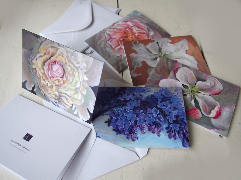 lillemaalid onnitluskaardid