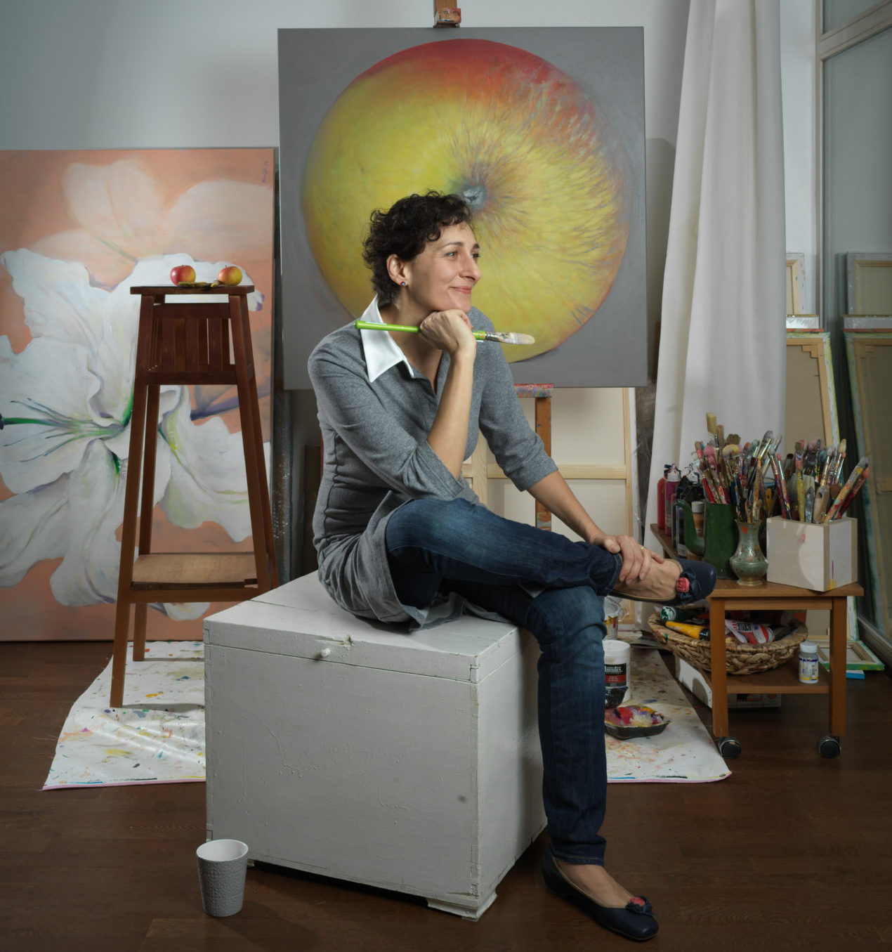 Kamille Ateljee Life in Estonia