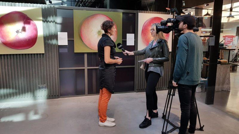 AK Kamille Saabre intervjuu
