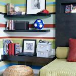 Nooruki tuppa sobiv dekoratiivvärvimine