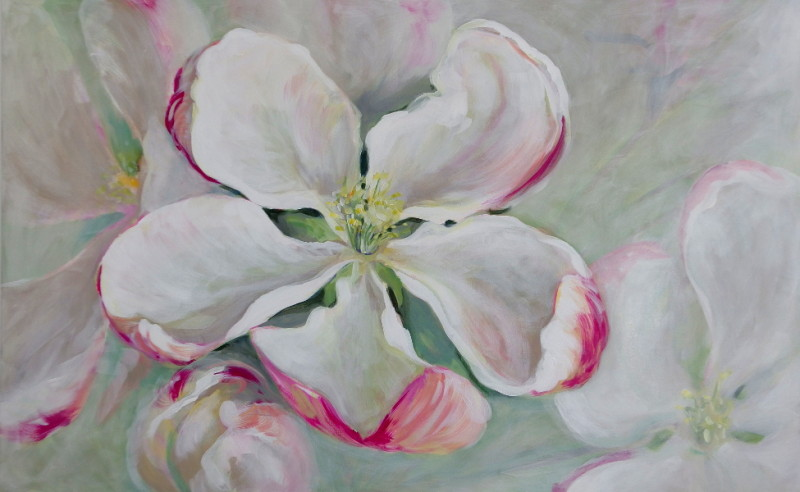 Floral Paintings, Flower Paintings, Lillemaalid