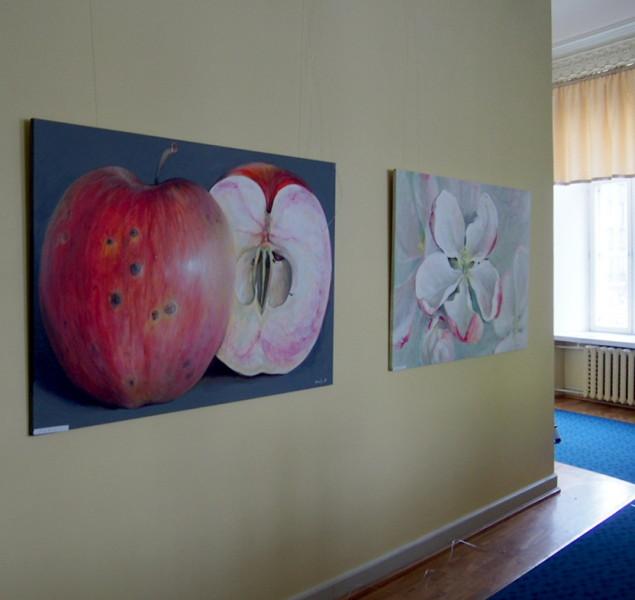 Kamille Saabre maalid Estonias